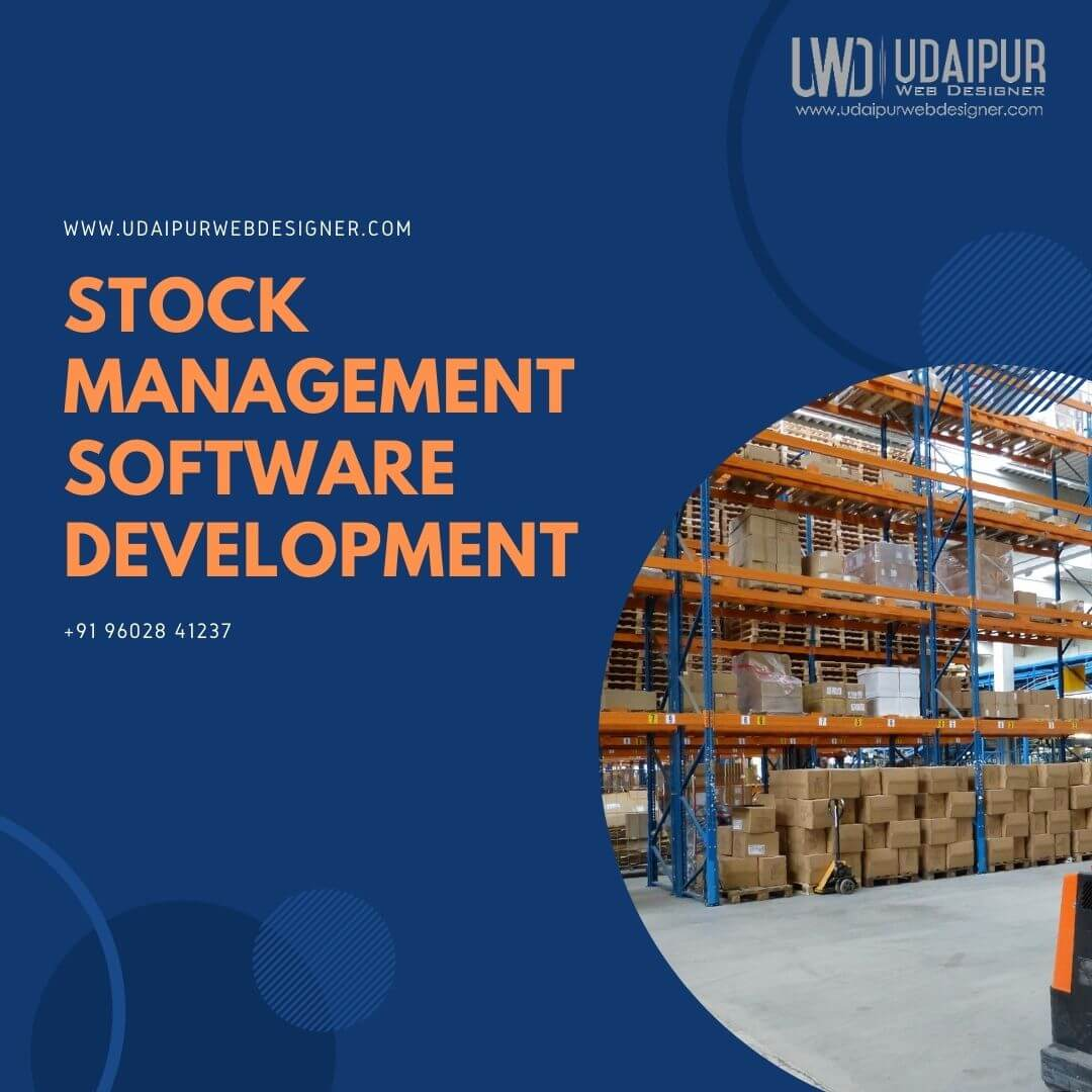 Stock Management Software in Udaipur