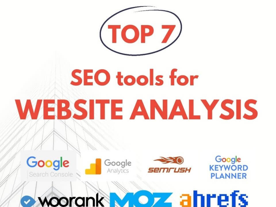 SEO tools for website analysis
